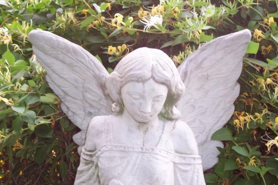 Angels mourn