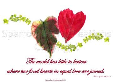 Hearts Bestow