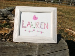 Custom print - you frame. $15.00